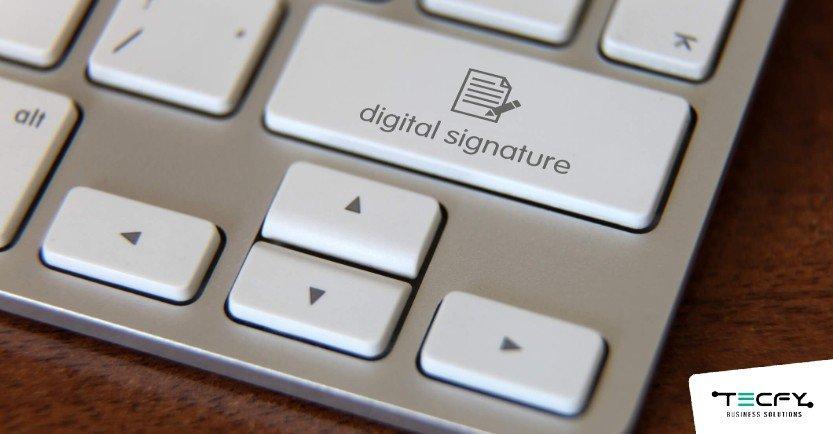 Conheça o recurso de  Assinatura Eletrônica Digital