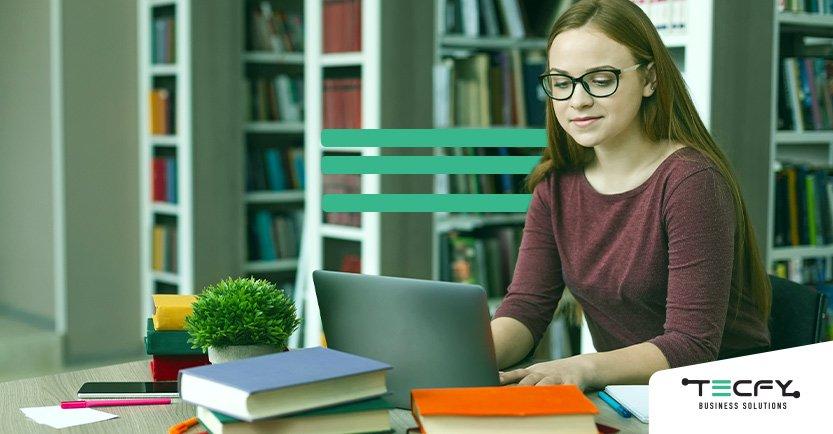 Digitalização do Acervo Acadêmico
