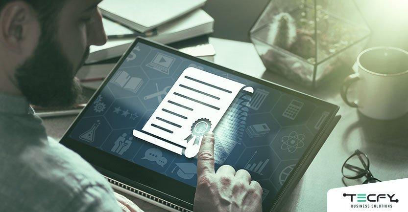 Como garantir a autenticidade no registro do diploma digital?