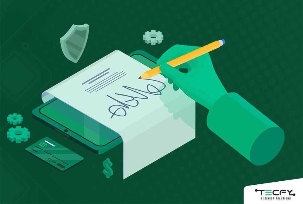 Qual é a assinatura mais adequada para o Diploma Digital?