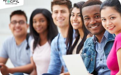 Como a tecnologia pode contribuir para a retenção de alunos nas universidades?