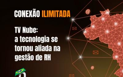"""Sócio-Diretor da Tecfy concede entrevista para a TV Nube: """"A tecnologia se tornou aliada na gestão de RH"""""""